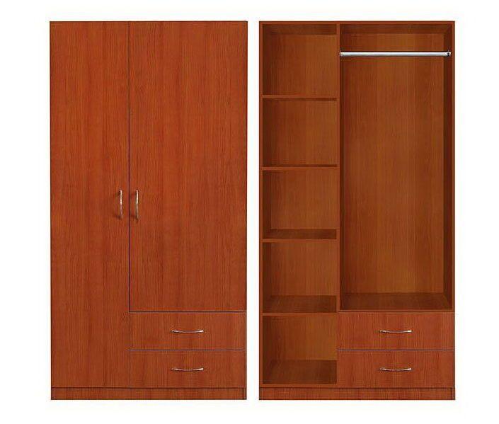 Двухстворчатый шкаф.