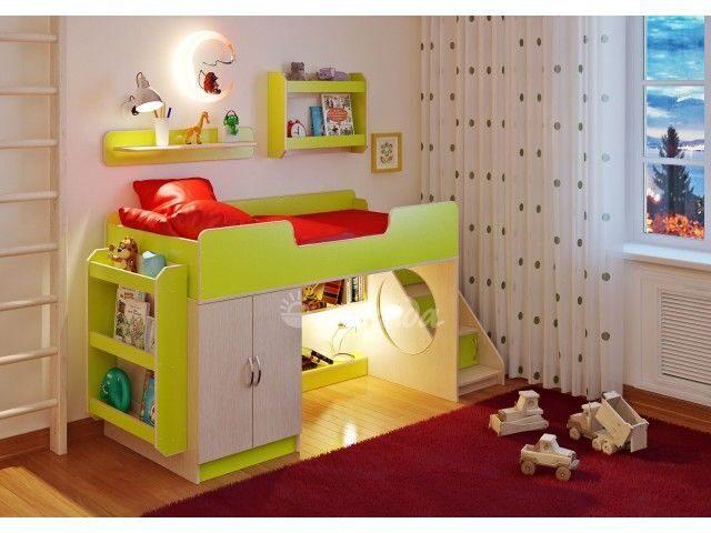 Кровати чердаки для детей фото