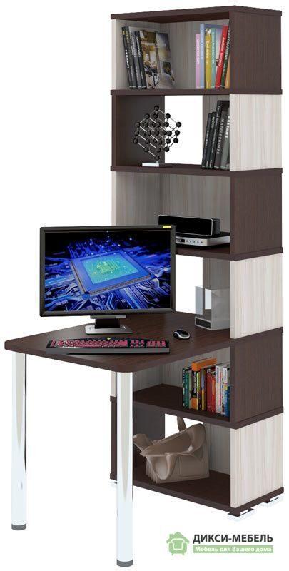 Компьютерный стол сб-10м-6 купить в спб по цене производител.