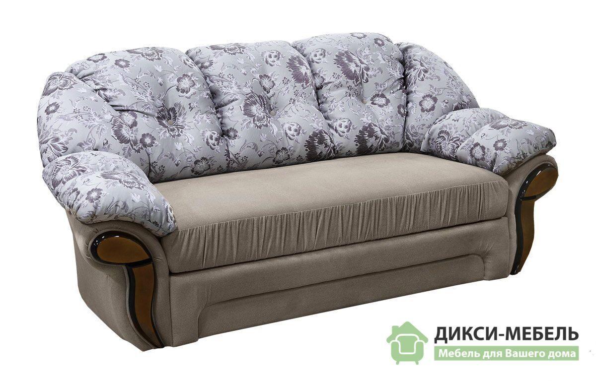 Диван кровать Глория 23Д купить в СПб по цене производителя – интернет-магазин Дикси-Мебель